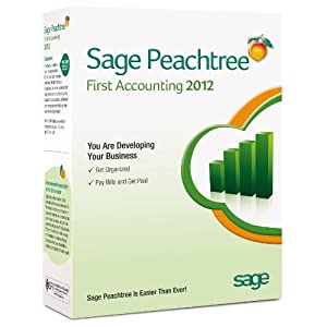 Sage Peachtree First Accounting 2012 [OLD VERSION]