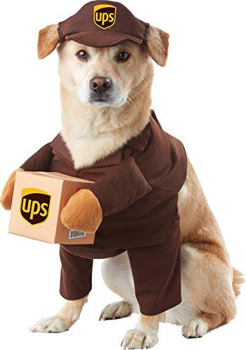 UPS Pal Pet Costume