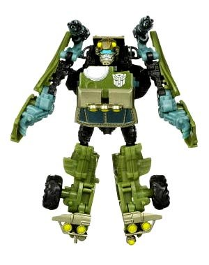 Transformers Revenge Of The Fallen Scout Class Wave 4 > Dune Runner Action Fi - 1