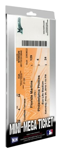 MLB Philadelphia Phillies Roy Halladay Perfect Game Mini-Mega Ticket at Amazon.com