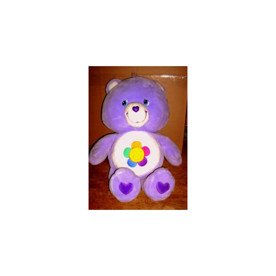 26 Jumbo Harmony Care Bear Plush