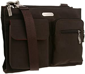 Baggallini Luggage Everything Bag Crinkle from Baggallini