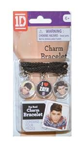 1D Zayn Charm Bracelet by 1D Media Ltd