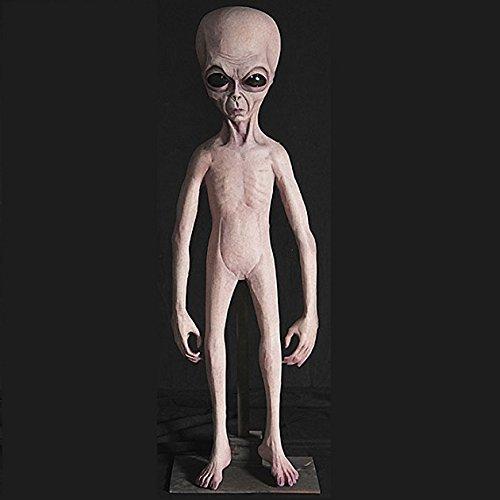 Alien エイリアン人形 グレイ 約140cm 並行輸入品