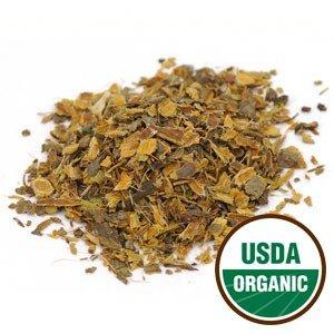 Organic Buckthorn Bark C/S