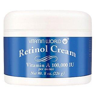 ビタミンワールド(Vitamin World) レチノールクリーム 226g [海外直送品] [並行輸入品]