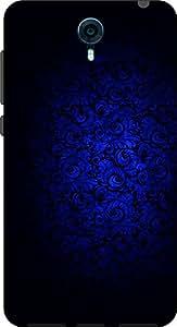 John Richard UV Printed Back Cover For Lenovo ZUK Z1 ARTICLE-36886
