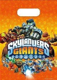 Skylanders Giants Party Loot Bags (8 Count)