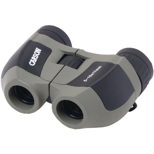 Carson Mz-517 Minizoom 515 X 17Mm Ultra Compact Zoom Binoculars