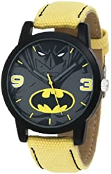 "Batman Kids' BAT9043 ""Batman"" Watch with Canvas Band"