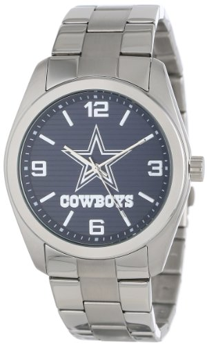 Game Time Unisex NFL-ELI-DAL Elite Dallas Cowboys 3-Hand Analog Watch at Amazon.com