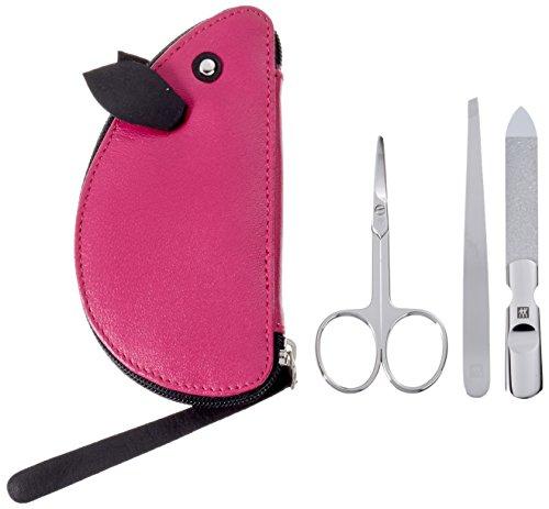 - 41StMQ9c57L - Zwilling J.A Henckels Maniküre-Set für Kinder Pink Mouse [object object] - 41StMQ9c57L - Home