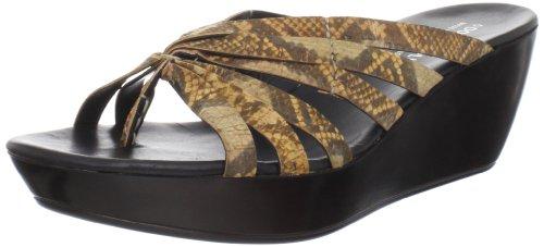 Donald J Pliner Women's Cathe Sandal,Beige,9 N US
