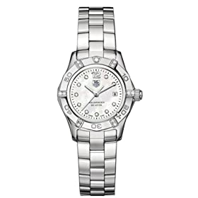 TAG Heuer Women's Aquaracer Diamond Accented Watch #WAF141G.BA0813