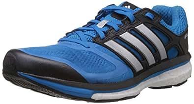 adidas Mens Running Shoes Blue Blau (Solar Blue S14 / Tech