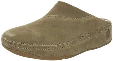 FitFlop Women's Gogh Clog,Cougar,5 M US