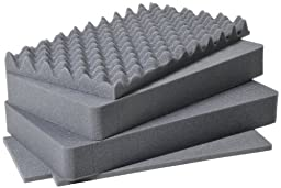 Pelican 1301 Replacement 4 Piece Pick N Pluck Foam Set for 1300 Case