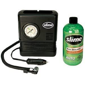 Slime Smart Spair 15-Minute Emergency Tire Repair Kit