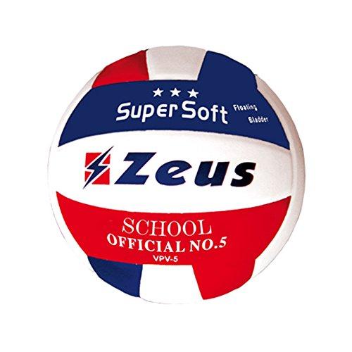 Zeus Pallone da Volley School N�5 Bianco