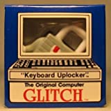 Computer Glitch 2 inch figure 1989 - Keyboard Uplocker