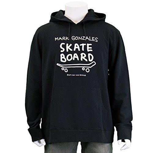 (マークゴンザレス)ス MARK GONZALES パーカー 2G7-6338 XXXL-BLK【並行輸入】