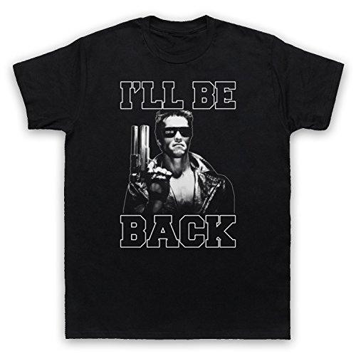 Terminator I'll Be Back Mens