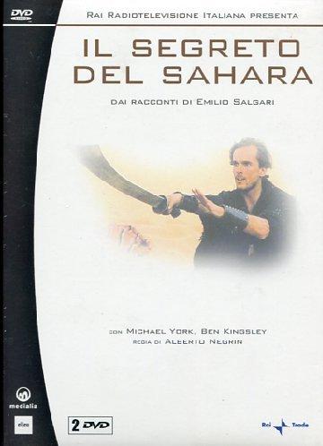 Il segreto del Sahara [Italia] [DVD]