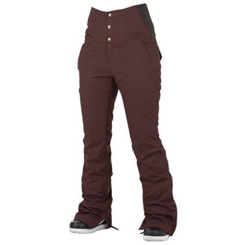 Airblaster Sassy High-Waisted Pants Womens 2015 - Large Purple<br />