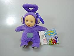 Teletubbies Small 6 Plush Po or Tinky Winky Doll