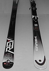 Head Ski - REV 78 - Allmountain Carver + Bindung PR 11 in 170cm