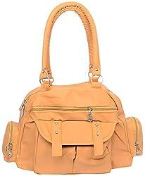 Gracetop Women's Handbag (Yellow) (Flp-Ylw)