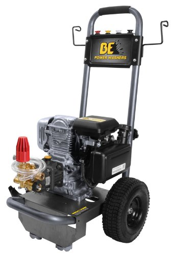 B E Pressure B286Hc Gas Powered Pressure Washer, Gc190, 2800 Psi, 2.5 Gpm front-586289