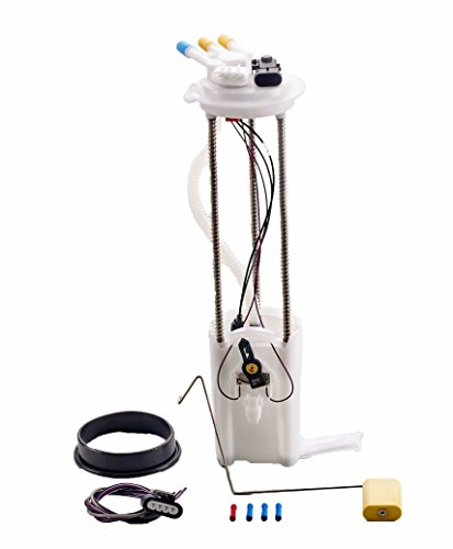 Fuel Pump for Chevrolet GMC w/ 2 Electrical Connections V6 V8 Compatible with E3500M SP6086M (Gmc Fuel Pump compare prices)