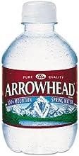 Arrowhead - Natural Spring Water 8 oz Bottle 48 BottlesCarton 827163 DMi CT