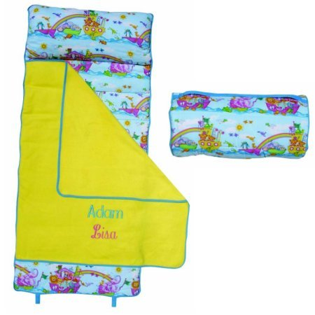 My Nap Pak-NOAH'S ARK-The All-In-1 Pillow, Comforter & Blanket