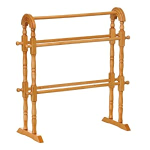 Wooden Towel Stand Uk