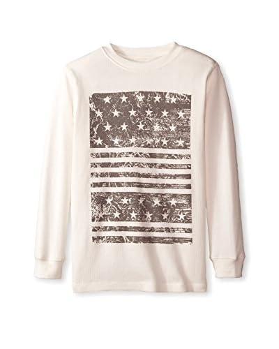 American Hawk Kid's Thermal Long Sleeve Shirt