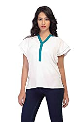 Her complete woman casual top