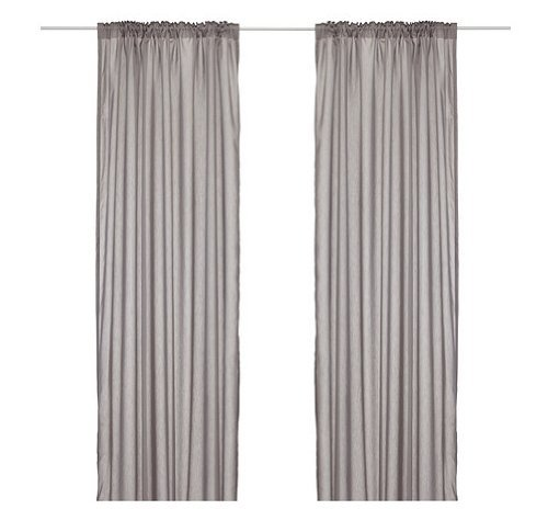 ikea curtain wire instructions