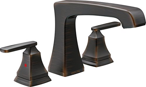 Delta Faucet T2764-RB Ashlyn Roman Tub Trim, Venetian Bronze (Delta Roman Tub Faucets compare prices)