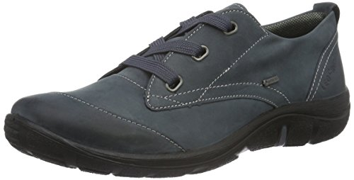 Legero MILANO, Scarpe stringate Donna , Blu (Blau (MOONLIGHT 83)), 39