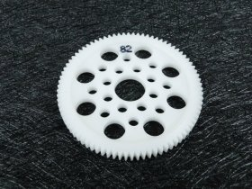 3Racing #3R/3Rac-Sg4882 48 Pitch Spur Gear 82T For Most Rc Cars