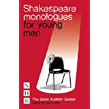 Shakespeare Monologues for Young Men (NHB Good Audition Guides)by William Shakespeare