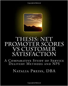 Thesis customer satisfaction