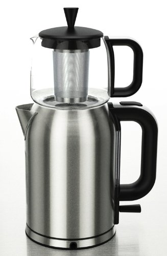 Glass Electric Tea Kettle front-15839