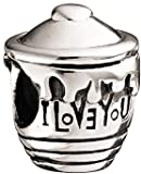 Authentic Chamilia Disney Love You Hunny Pot Bead 2010-2960