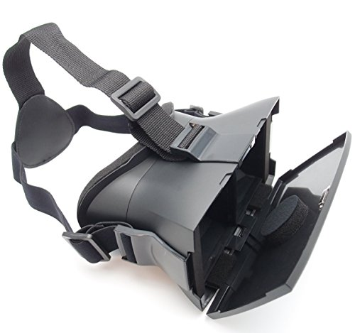 YTRco-3D-VR-Virtual-Reality-Headset-with-Head-mounted-Headband-for-3D-Movies-and-Games-Fits-Most-Phones-Google-iPhone-Samsung-Note-LG-HTC-Moto-3D-Glasses