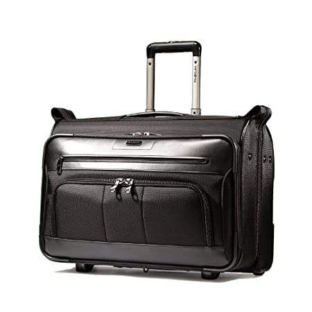Samsonite Black Label Opto II Carry-On Wheeled Garment Bag