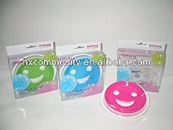 Cute and attractive Double Layer Plastic SMILE Soap Dish. Soap Holder. Soap Box. Soap Case. Now keep your Soap Clean and tidy and long lasting by draining unwanted water thoroughly by the holes with a Smile.
