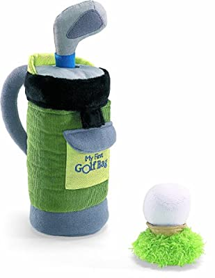 Gund My First Golf Bag Playset